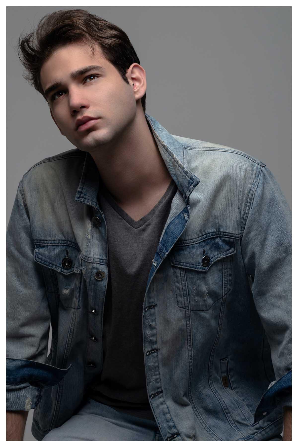 Pedro Arrais by Luciano Moraes for Brazilian Male Model