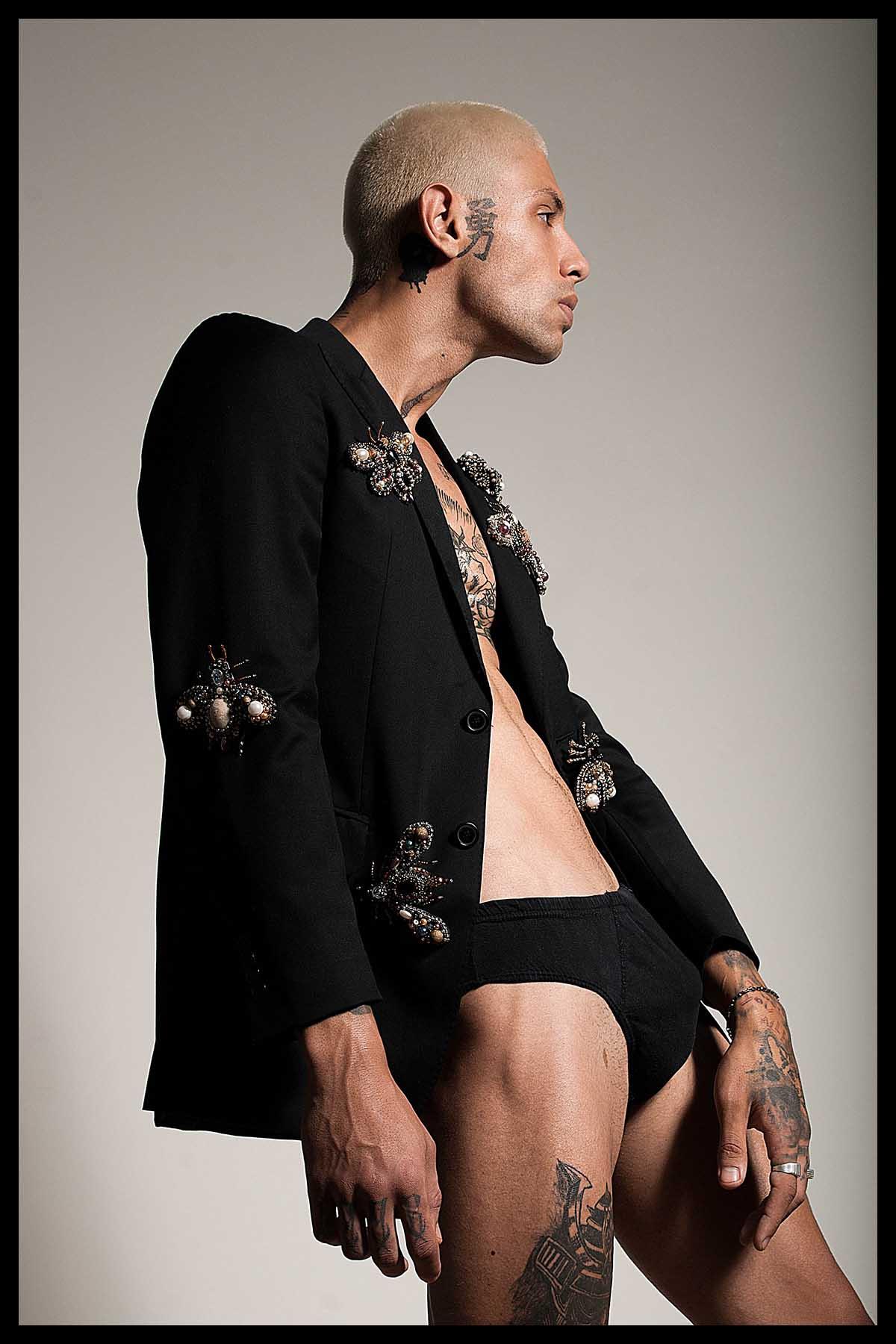 Daniel Janinni by Rodrigo Moura for Brazilian Male Model