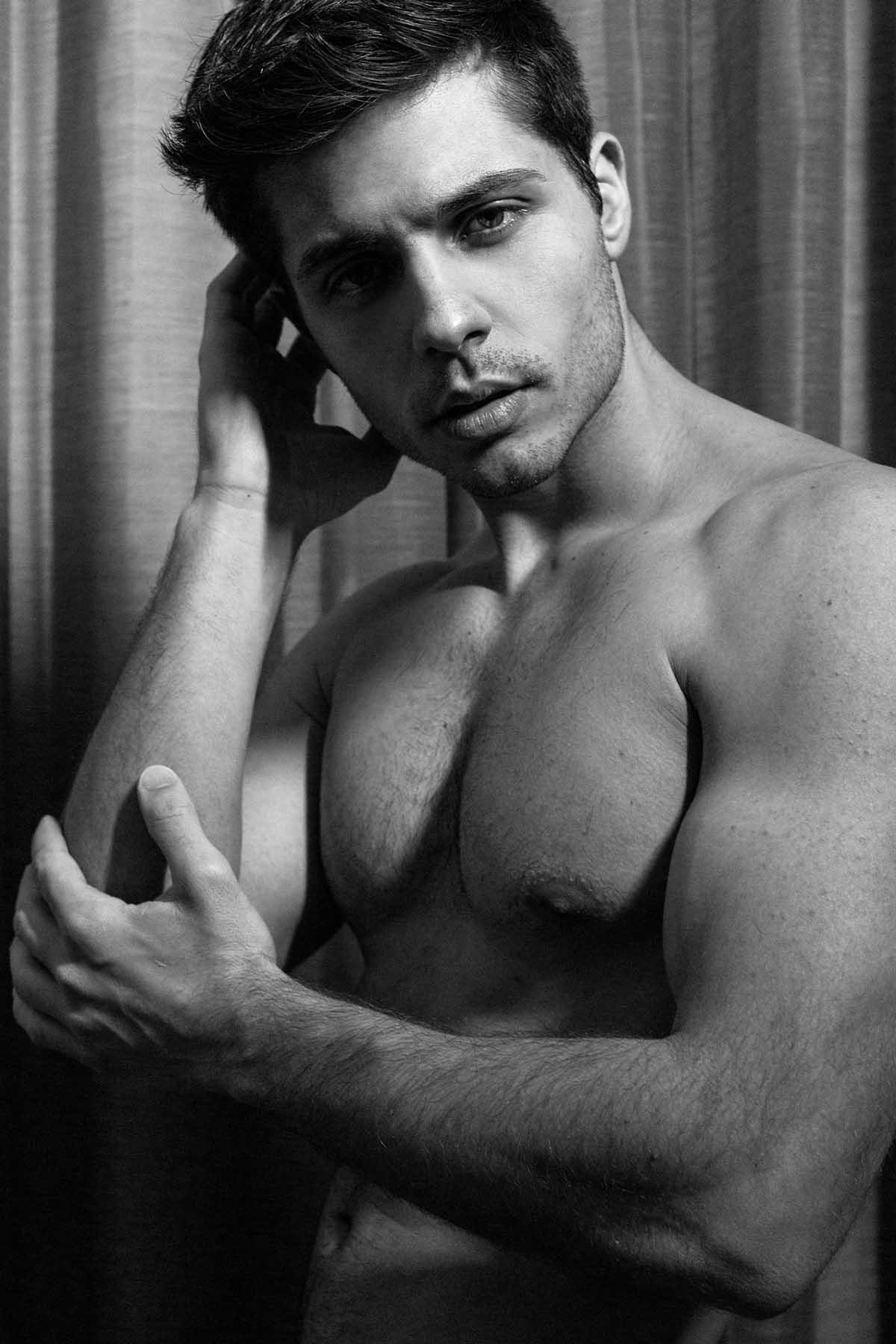 Eduardo Gasparoni by Danilo Friedl for Brazilian Male Model