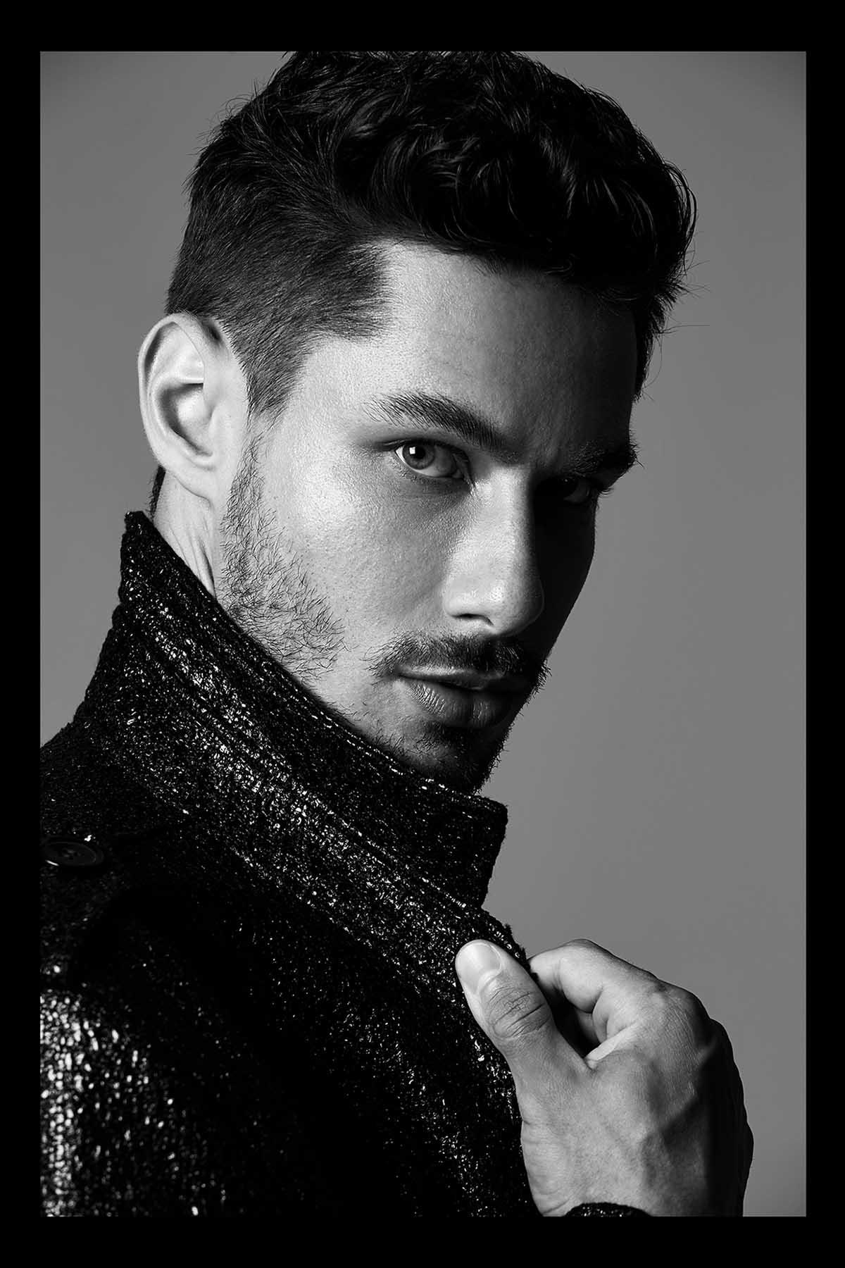 Everton Stedile by Irenca Savordeli for Brazilian Male Model