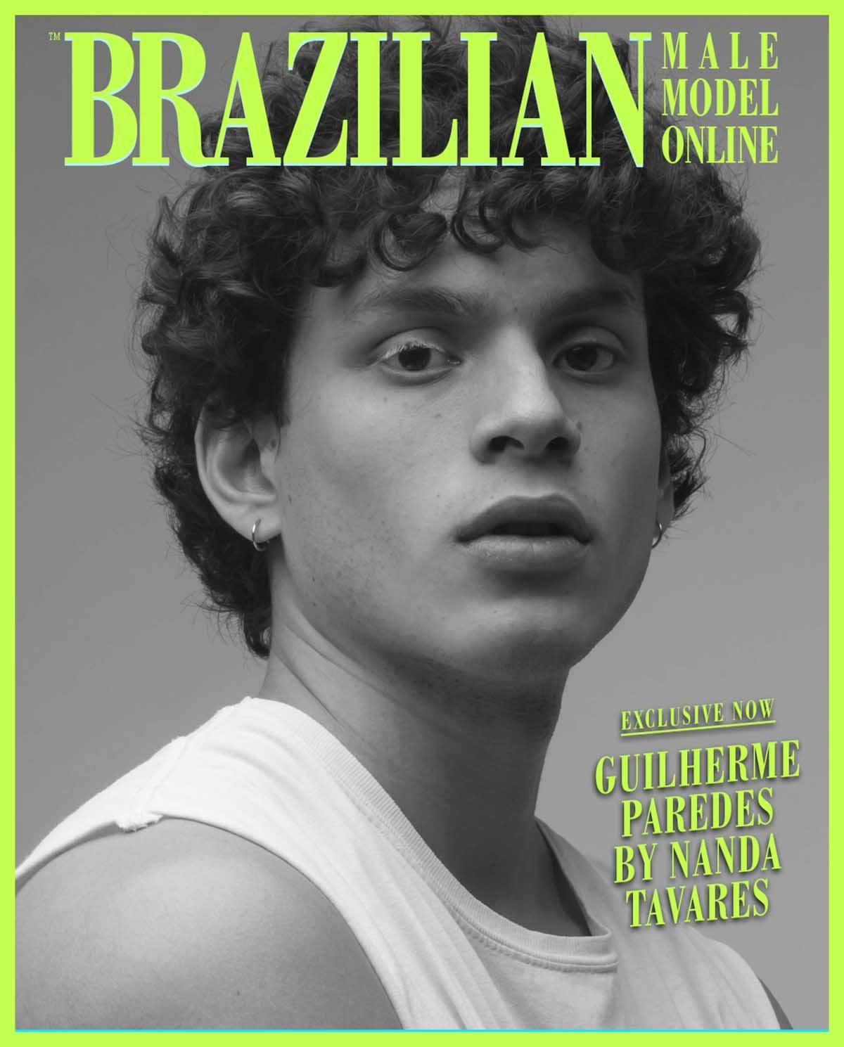 Guilherme Paredes by Nanda Tavares