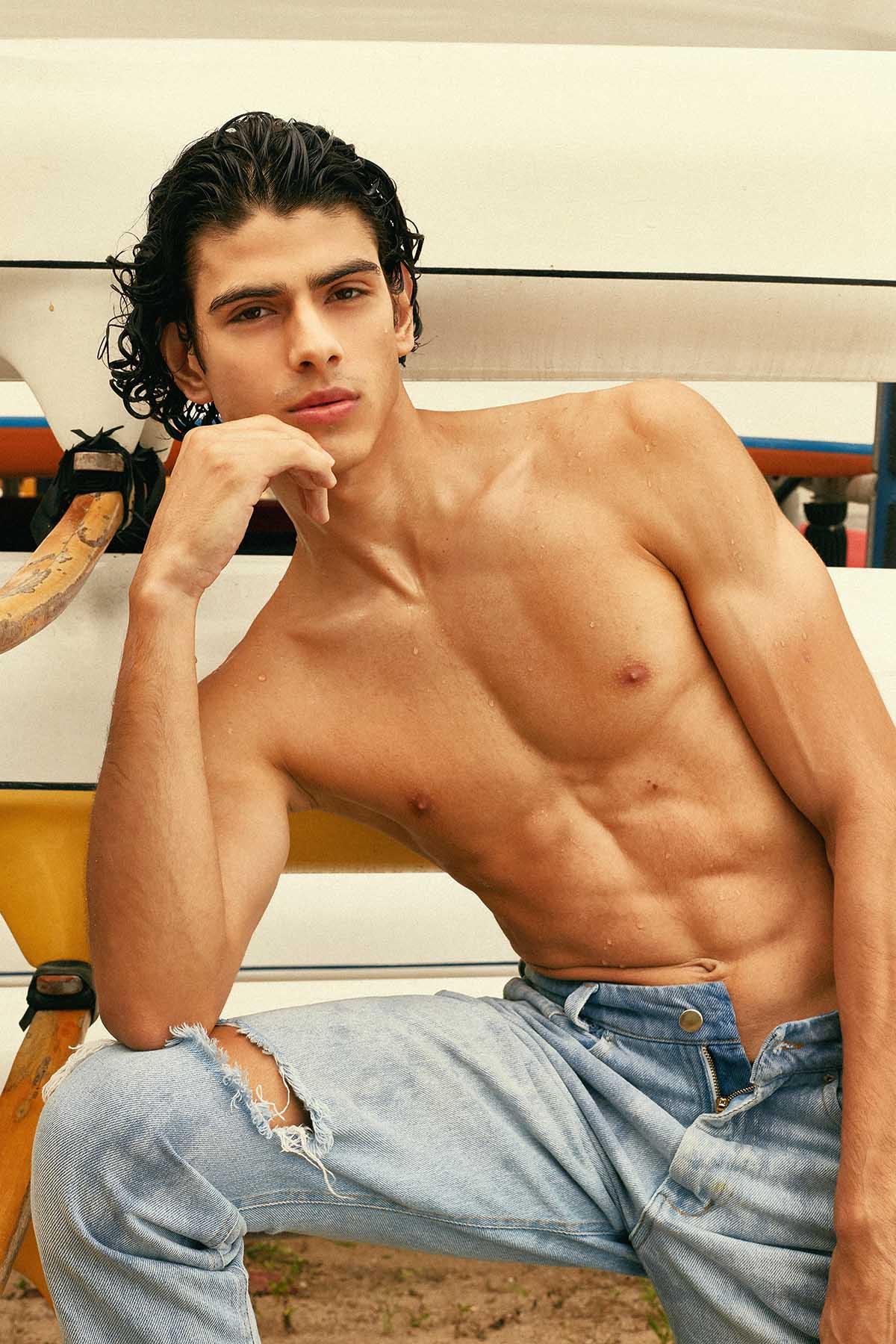 Leonan Campos by Almir Vargas for Brazilian Male Model