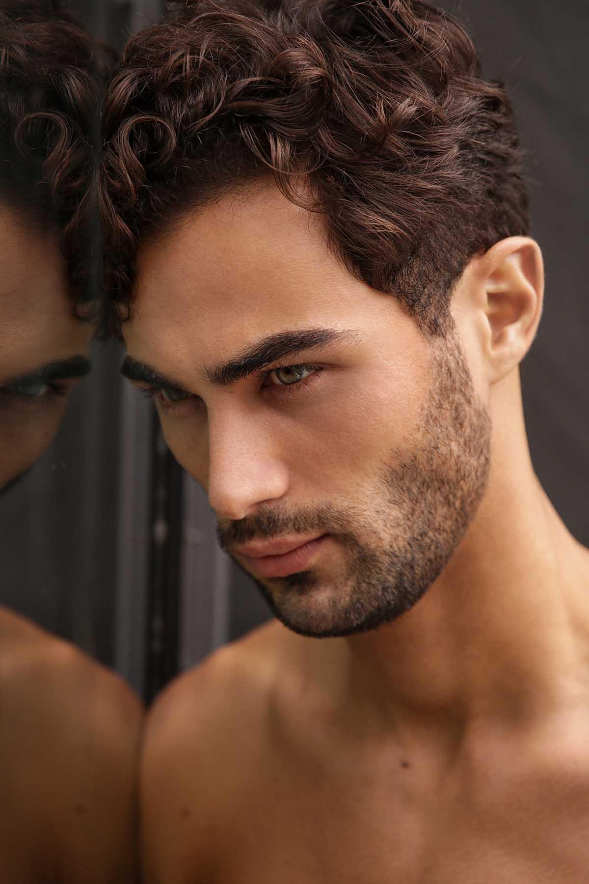 Lucas Alves by Habib Caiado for Brazilian Male Model