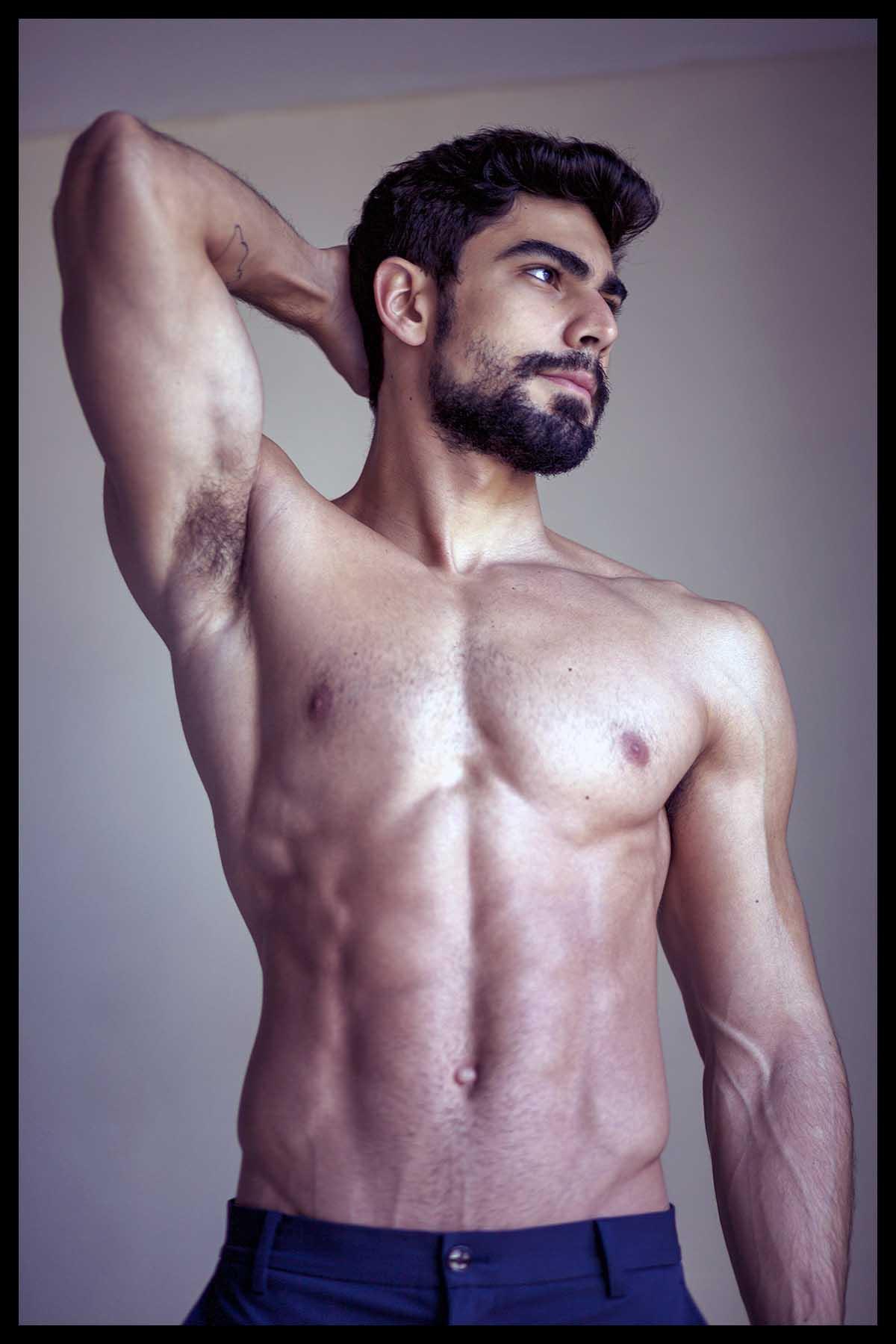 Brenno Portella by Stefan Mreczko for Brazilian Male Model