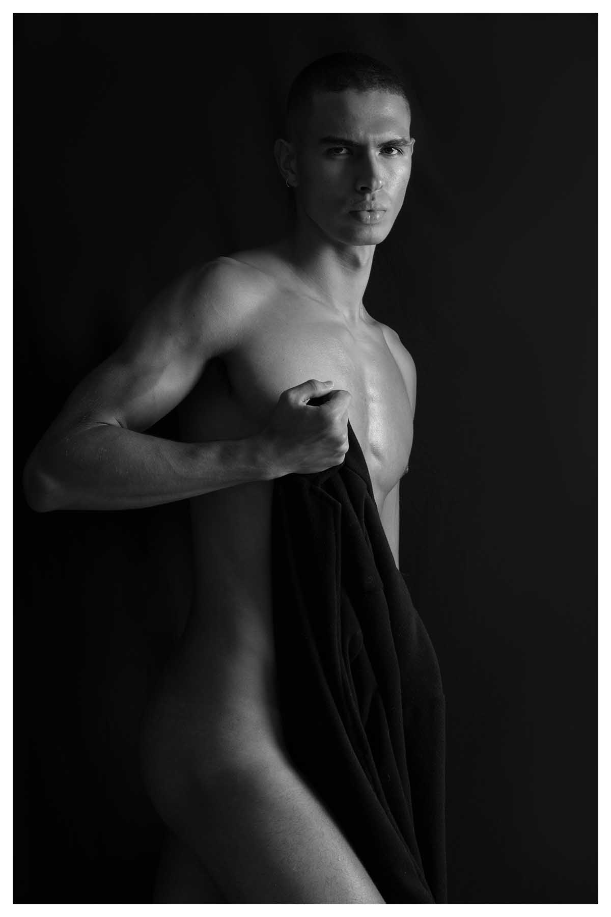 Bryan Castilho by Anderson Silva for Brazilian Male Model