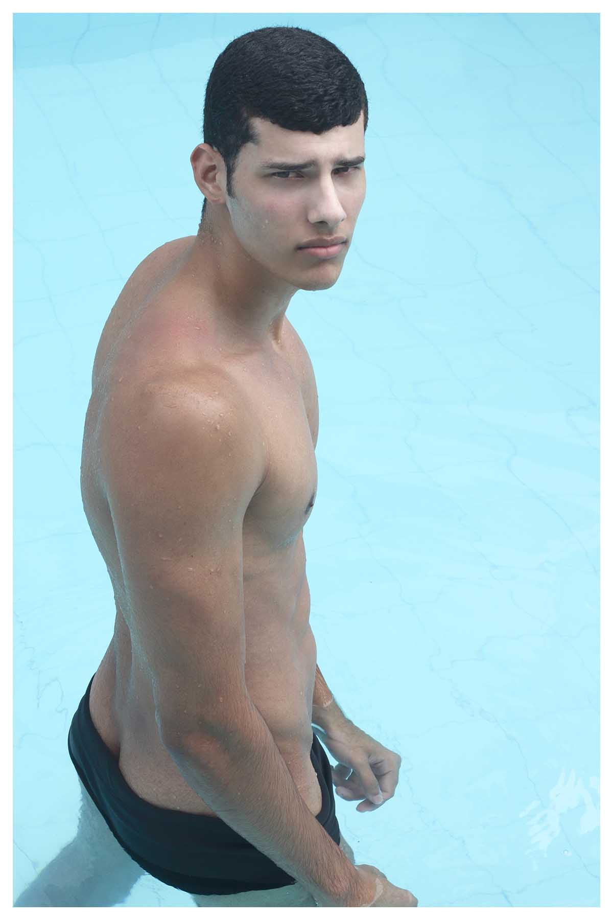 Nathan Azevedo by Filipe Galgani for Brazilian Male Model