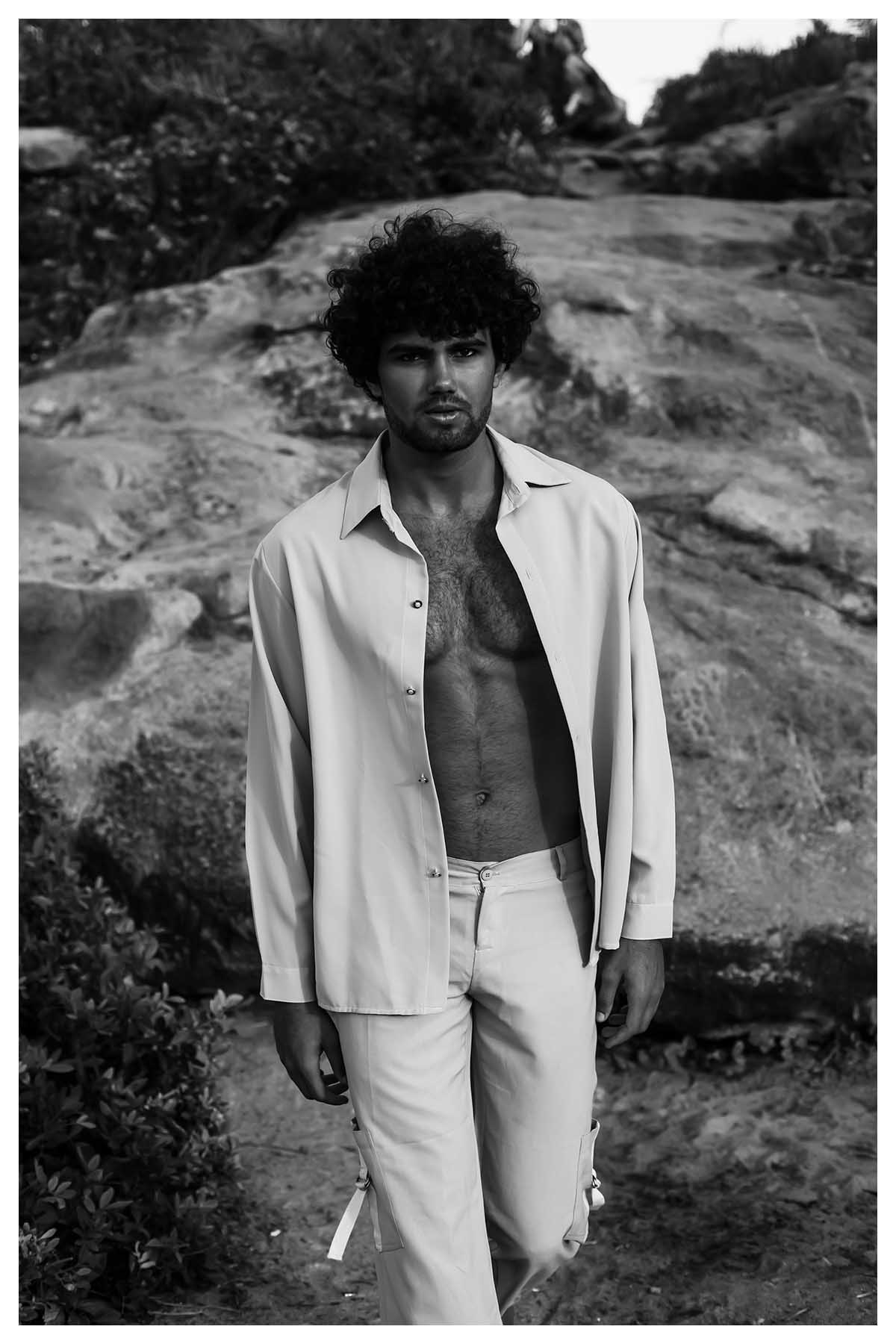 Patrick Luvise by Anderson Marques for Brazilian Male Model