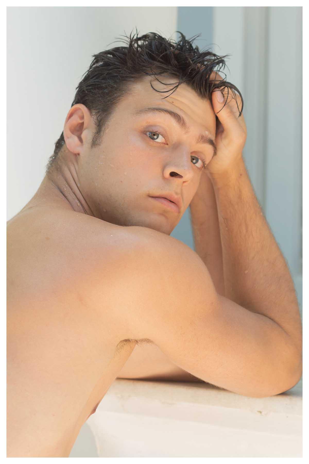 Daniel Arrais by Beto Urbano for Brazilian Male Model
