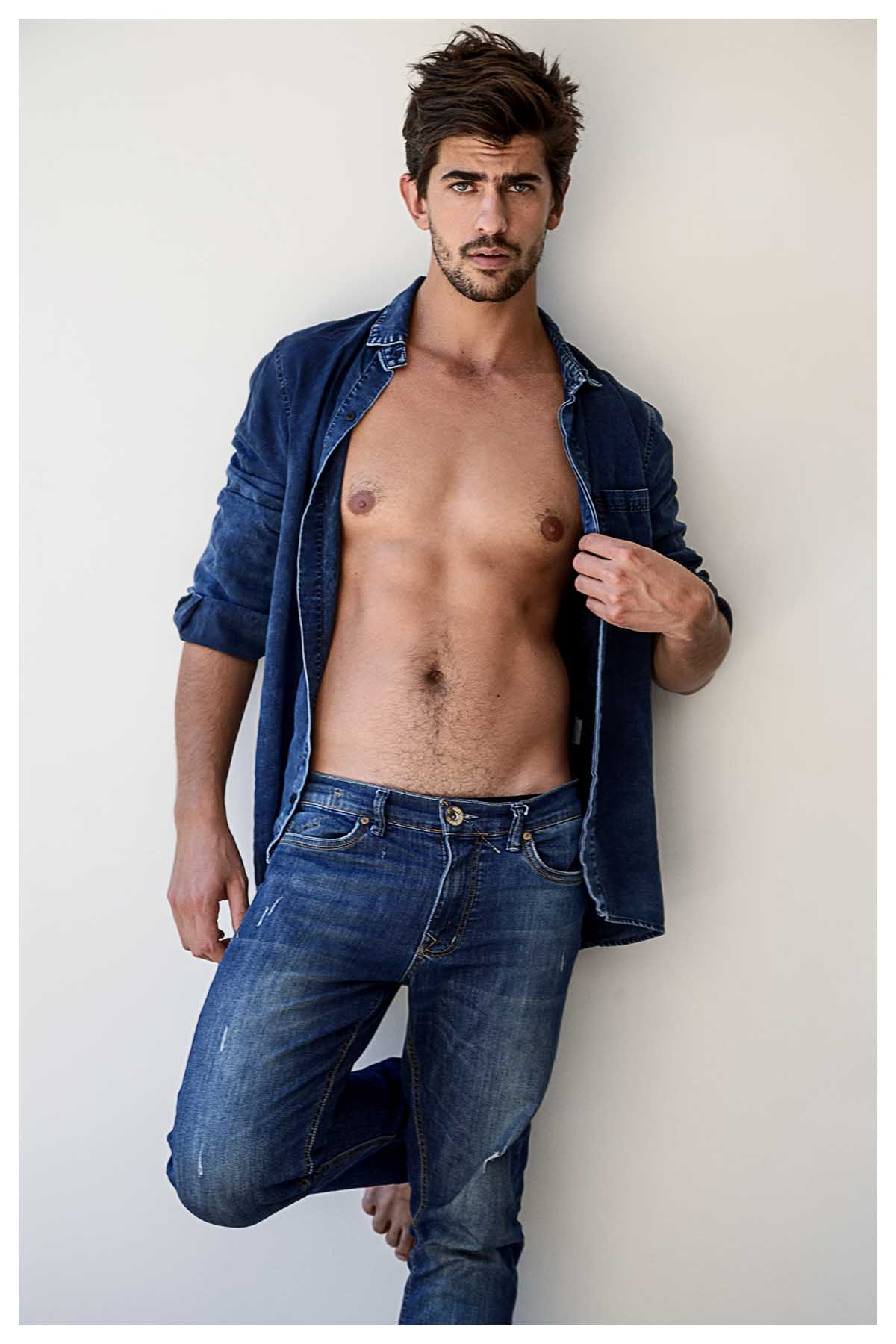 Luan Fernandes by Ramiro Flórez for Brazilian Male Model