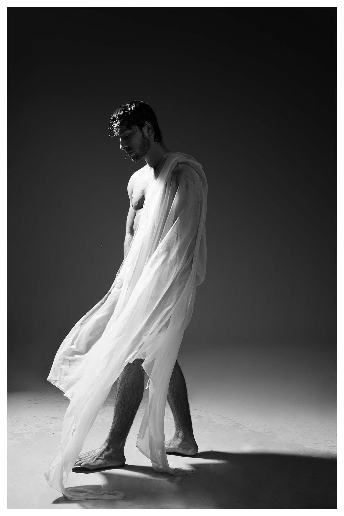 Lucas Silvestre by Rafael Manson for Brazilian Male Model