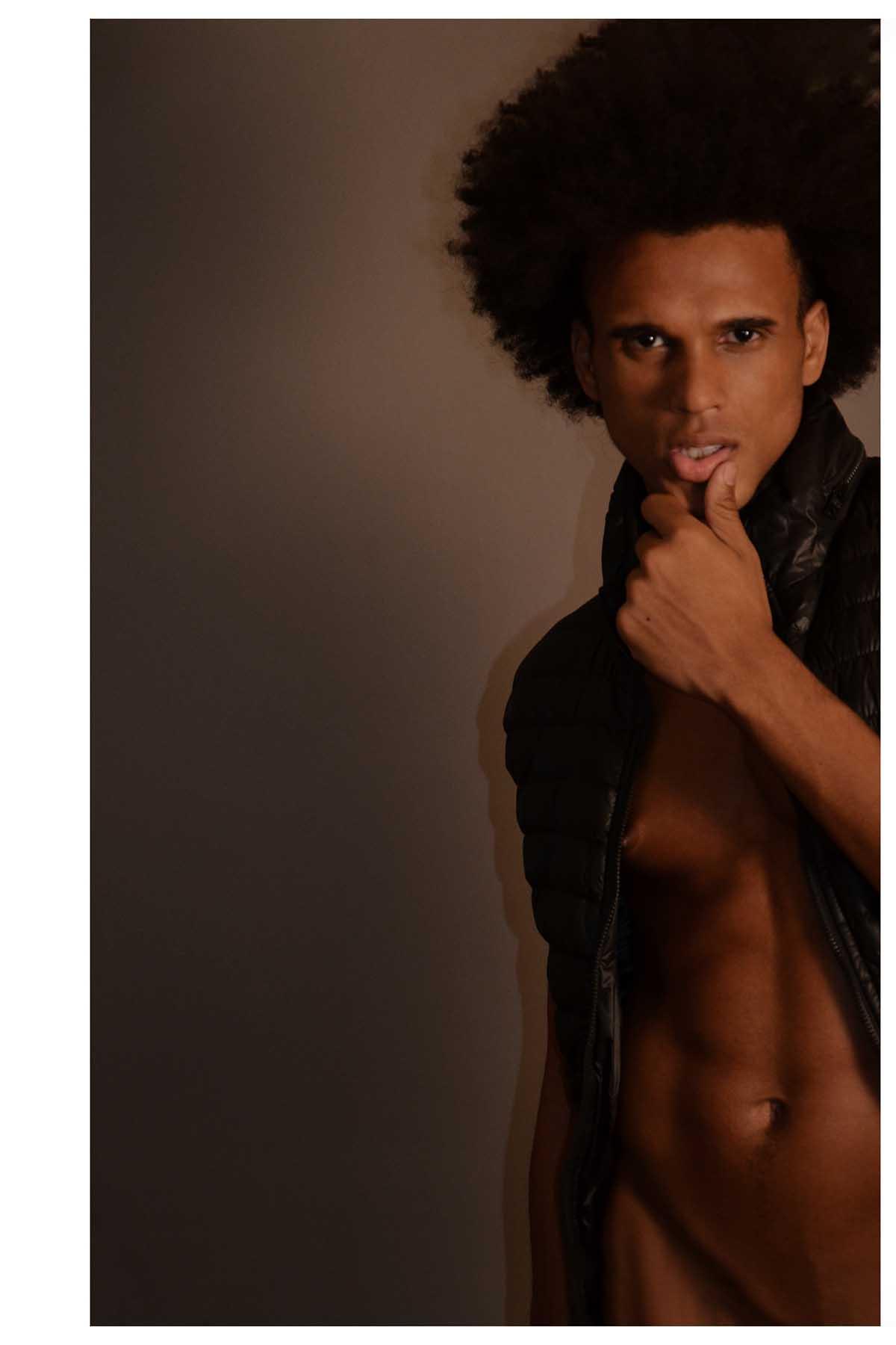 Taylor Romao by Alvaro Toledo Leme for Brazilian Male Model