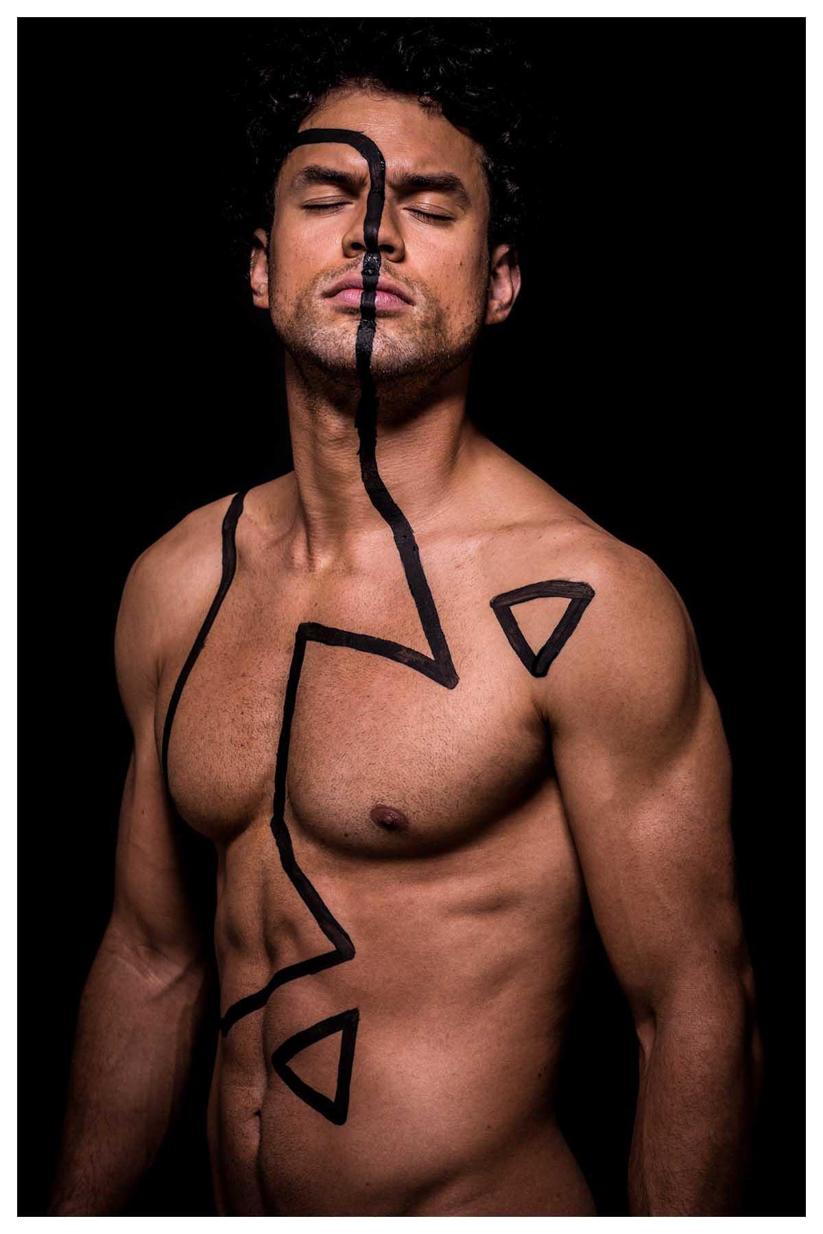Vitor Gadelha by Danilo Friedl for Brazilian Male Model