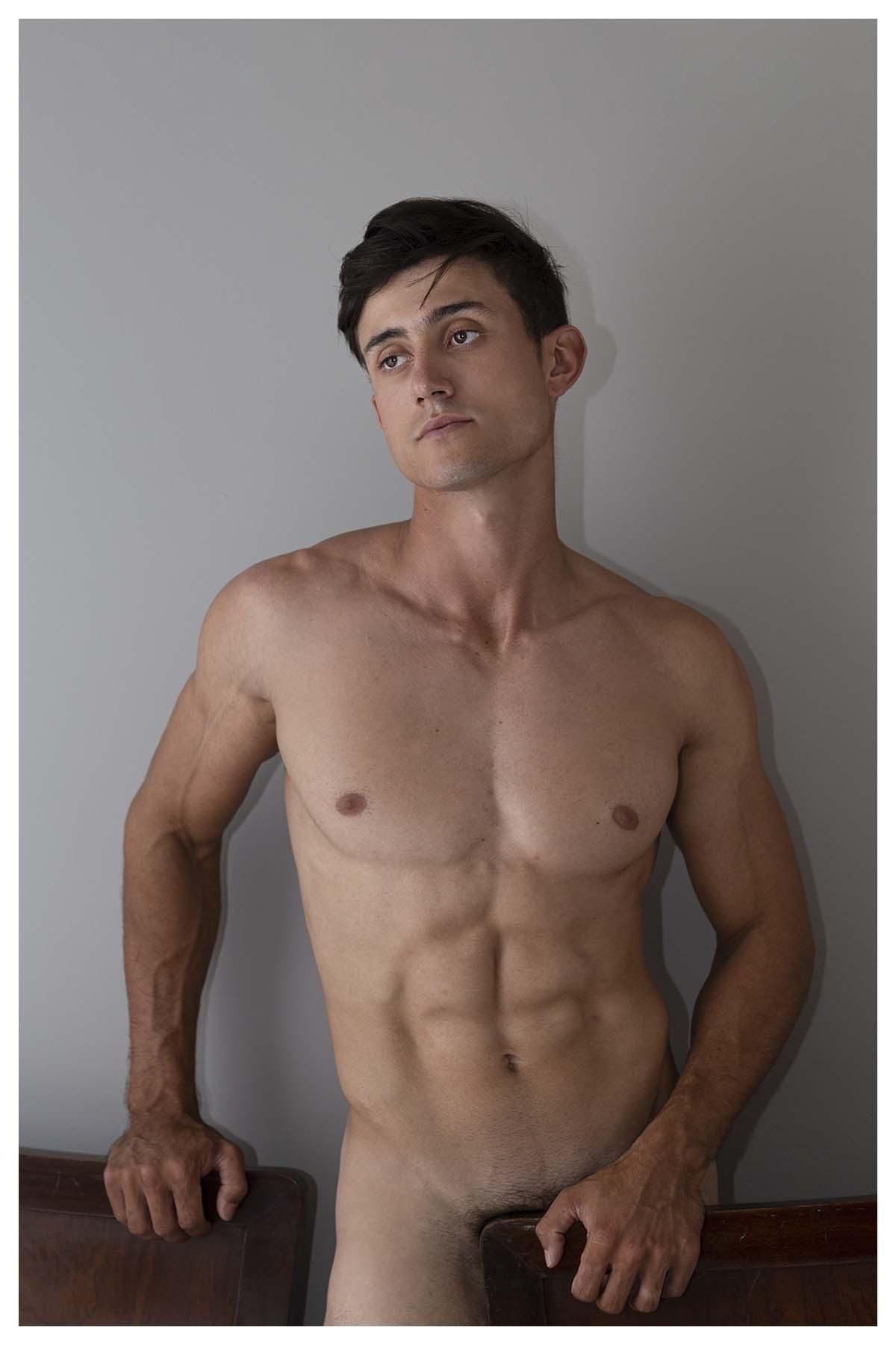 Andre Felipe by Filipe Galgani for Brazilian Male Model