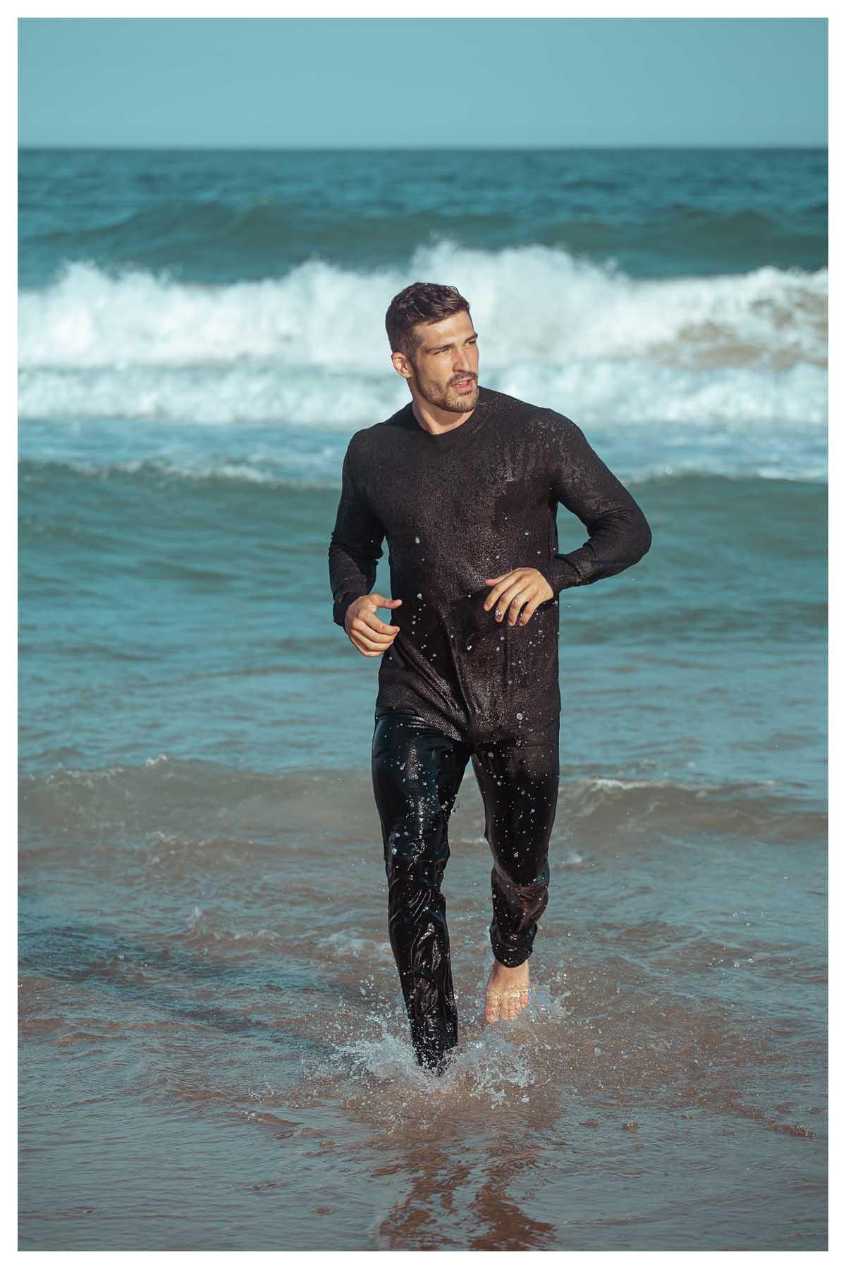 Dominic Calvani by Marcio Farias for Brazilian Male Model