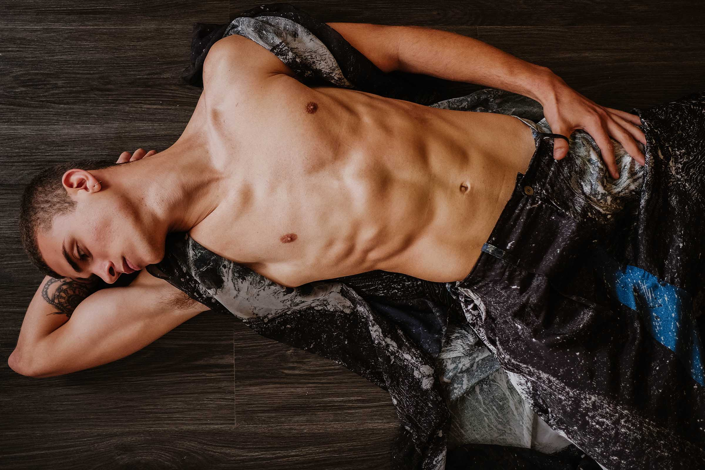 Jesus Henrique by Wittaya Finn Sumranklang for Brazilian Male Model