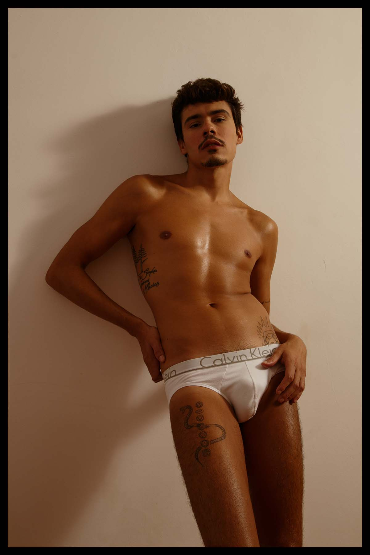 Gabriel Mello by Bruno Barreto for Brazilian Male Model