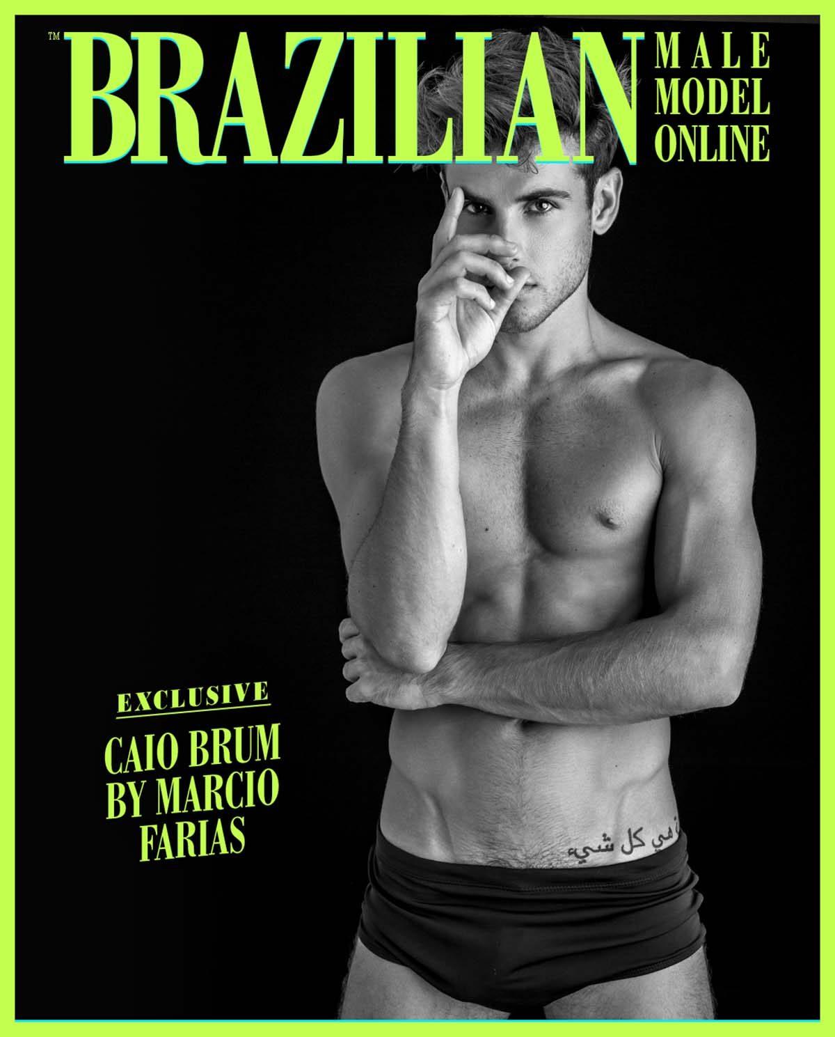 Caio Brum by Marcio Farias
