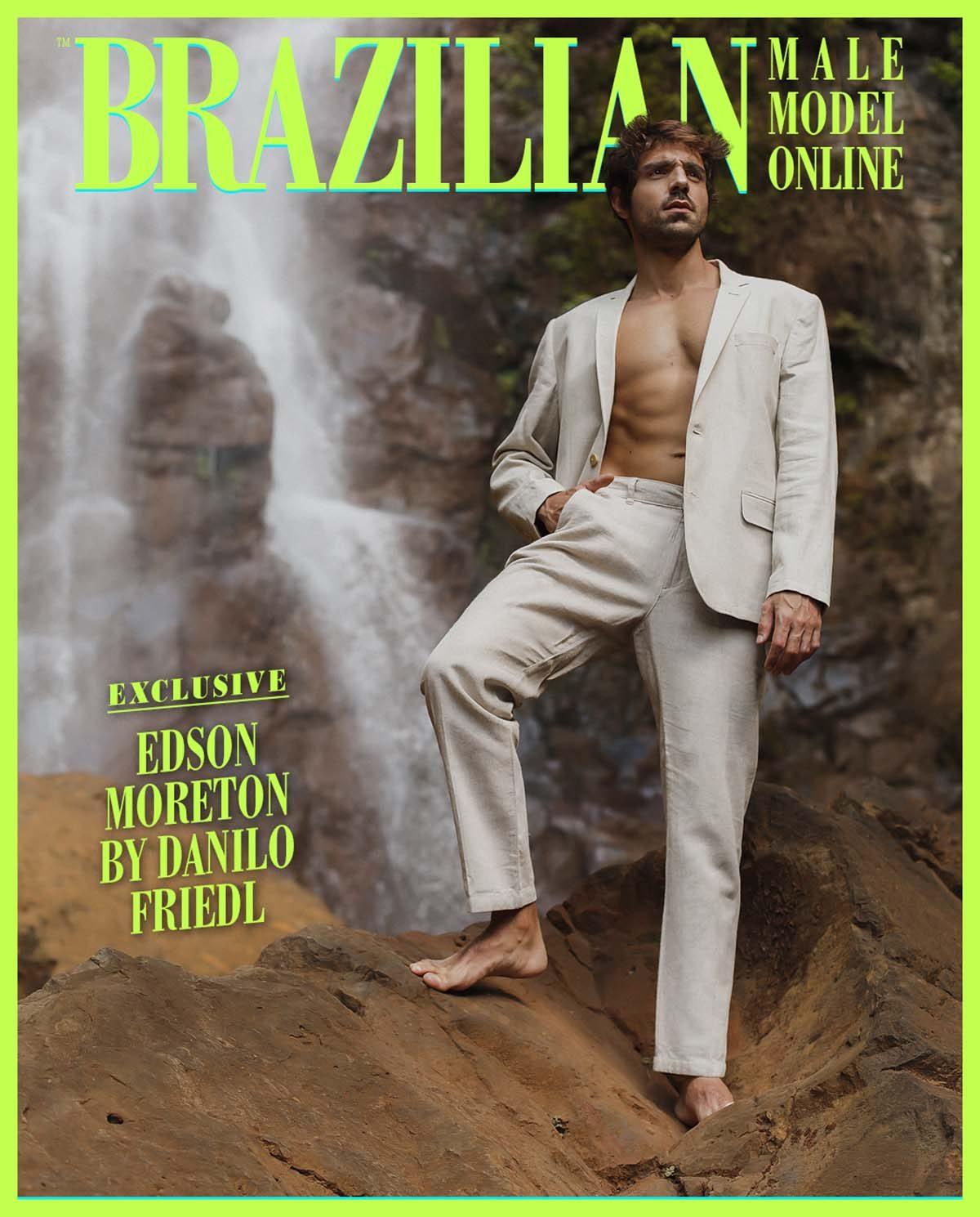 Edson Moreton by Danilo Friedl