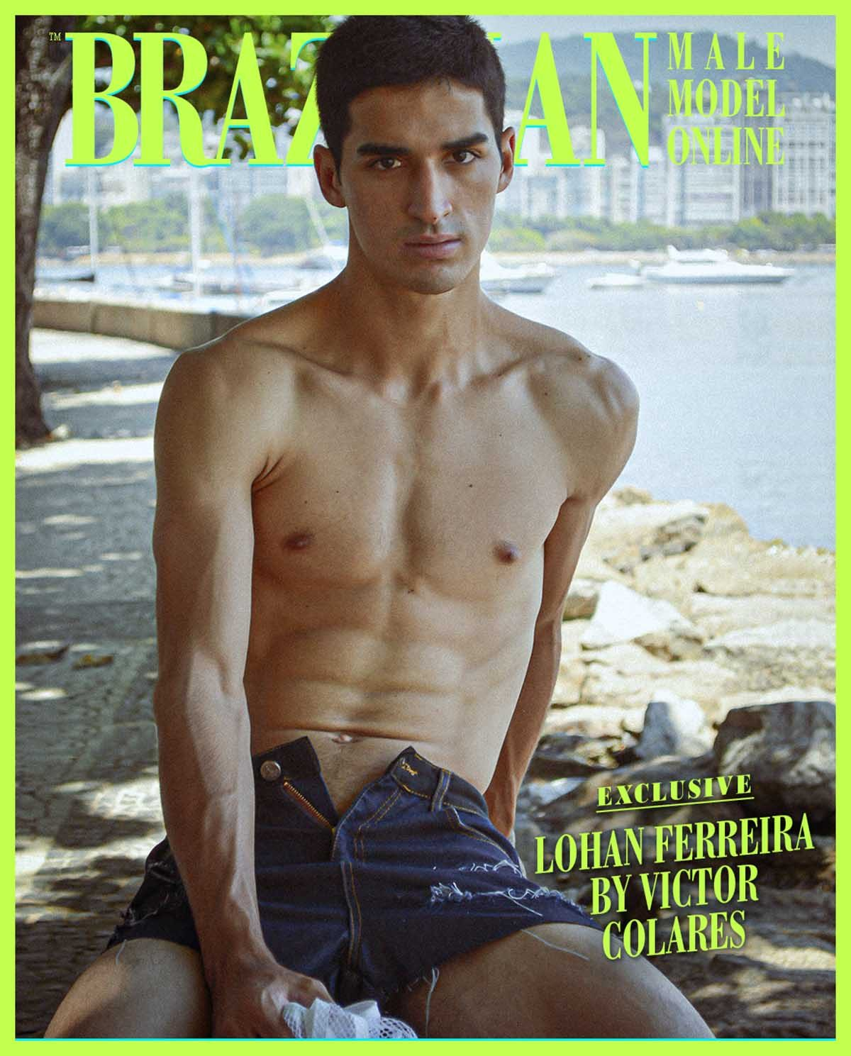 Lohan Ferreira by Victor Colares