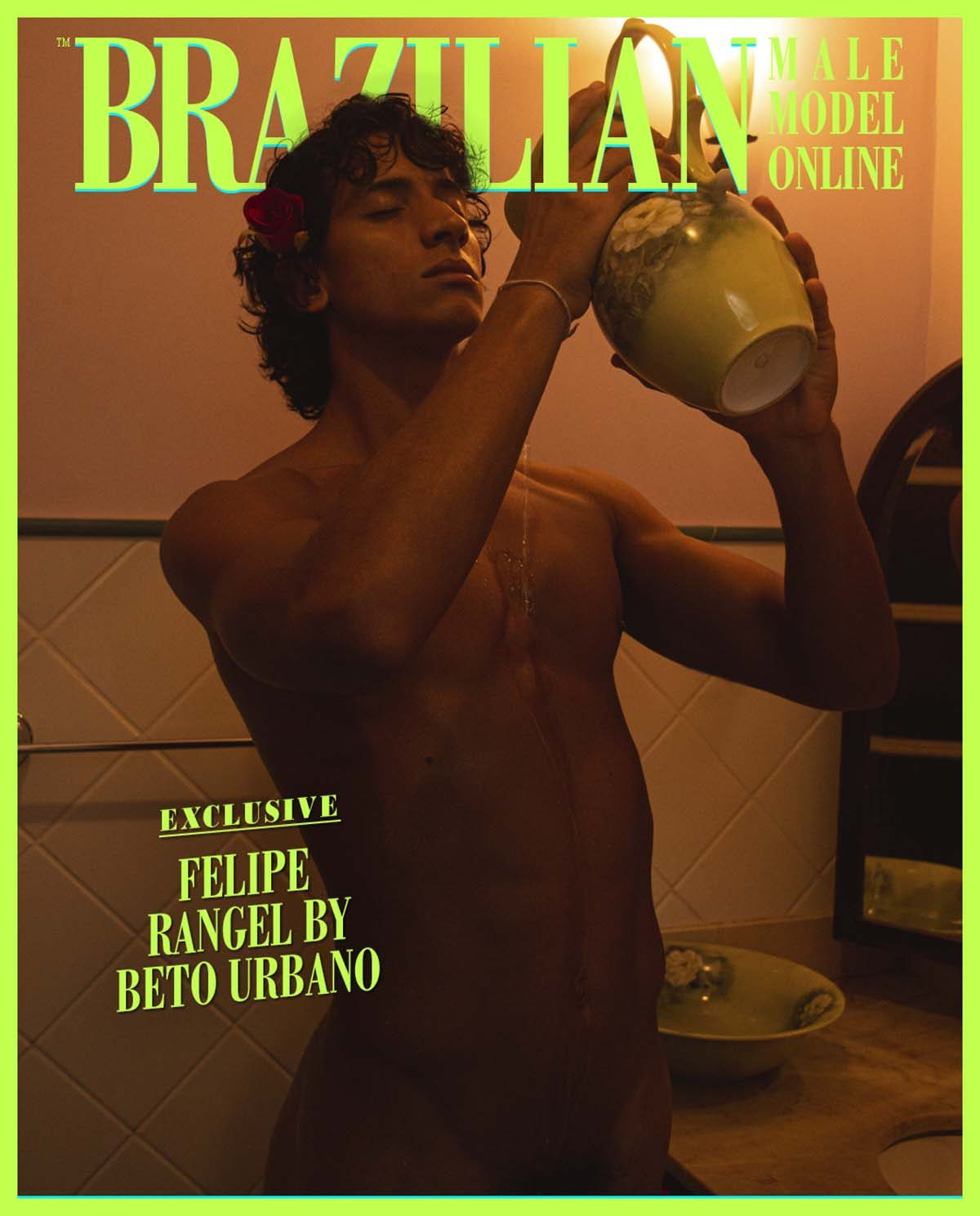 Felipe Rangel by Beto Urbano
